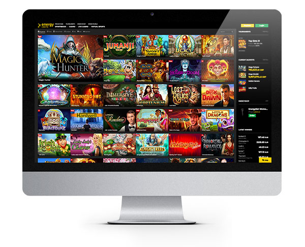 Energy Casino fast payout