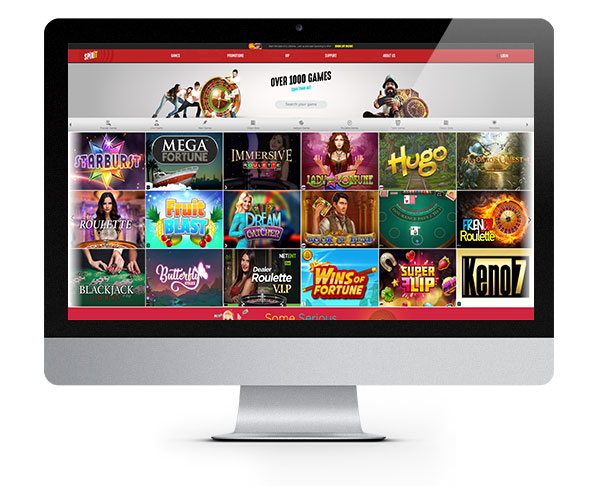Spinit Casino fast payout